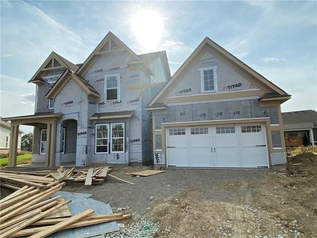 10966 Towpath Court, Fortville, IN 46040 (MLS #21745506) :: Richwine Elite Group