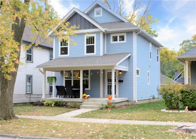 522 Jefferson Avenue, Indianapolis, IN 46201 (MLS #21745511) :: Mike Price Realty Team - RE/MAX Centerstone