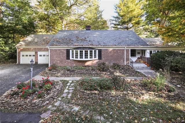 3153 N National Road, Columbus, IN 47201 (MLS #21745516) :: The ORR Home Selling Team