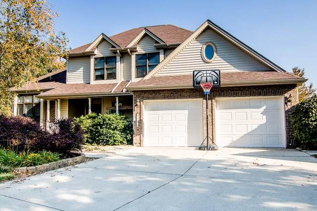 6050 Acorn Drive, Columbus, IN 47201 (MLS #21745525) :: Mike Price Realty Team - RE/MAX Centerstone