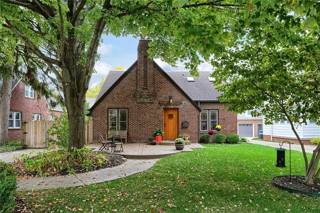 5816 N New Jersey Street, Indianapolis, IN 46220 (MLS #21745527) :: Richwine Elite Group