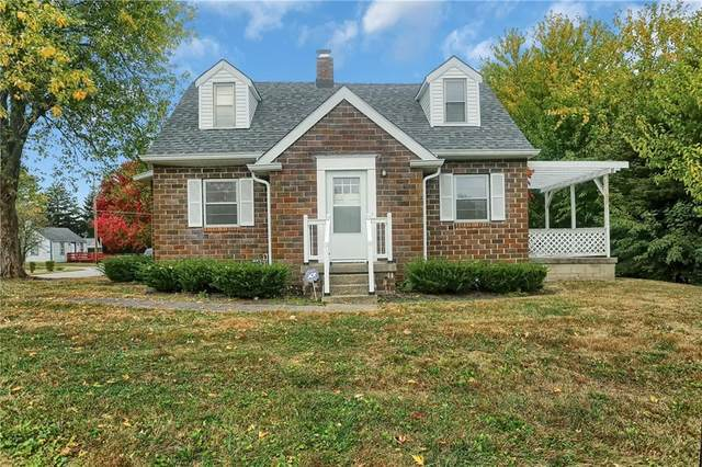 840 Waldemere Avenue, Indianapolis, IN 46241 (MLS #21745557) :: AR/haus Group Realty