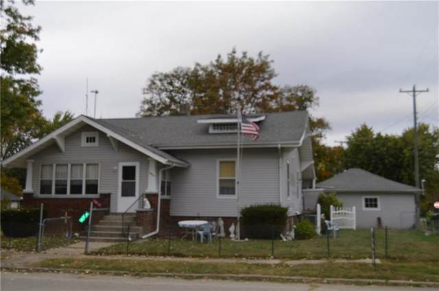 404 E Washington Street, Waldron, IN 46176 (MLS #21745575) :: Richwine Elite Group