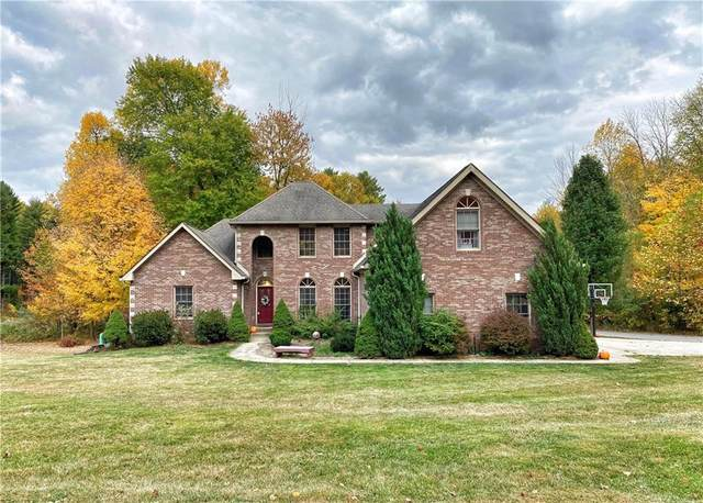 3379 N Pine Song Drive, Martinsville, IN 46151 (MLS #21745579) :: Mike Price Realty Team - RE/MAX Centerstone