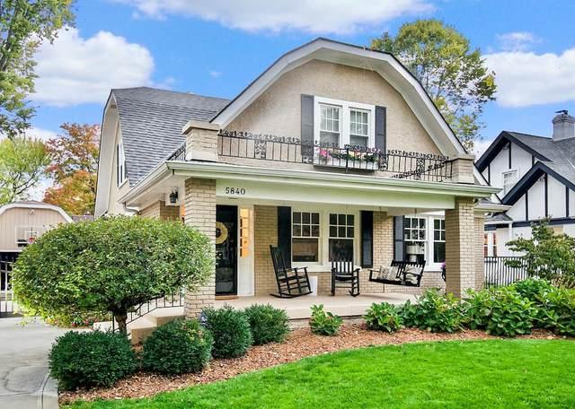 5840 N Washington Boulevard, Indianapolis, IN 46220 (MLS #21745594) :: Heard Real Estate Team | eXp Realty, LLC