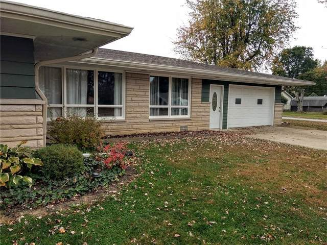 101 E Maple Street, Roachdale, IN 46172 (MLS #21745596) :: Richwine Elite Group