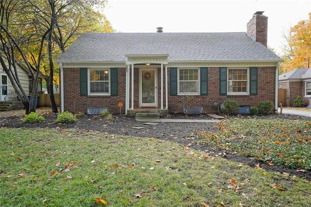 1115 Hawks Lane, Indianapolis, IN 46220 (MLS #21745597) :: Mike Price Realty Team - RE/MAX Centerstone