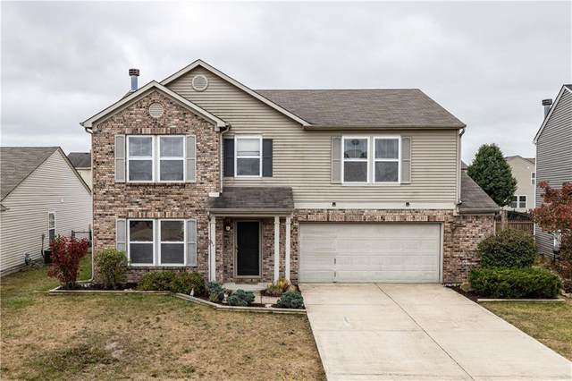 6857 W Burlington Drive, Mccordsville, IN 46055 (MLS #21745598) :: Richwine Elite Group