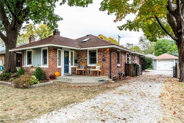 5857 Indianola, Indianapolis, IN 46220 (MLS #21745606) :: AR/haus Group Realty
