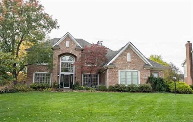 4943 Regency Place, Carmel, IN 46033 (MLS #21745607) :: Mike Price Realty Team - RE/MAX Centerstone