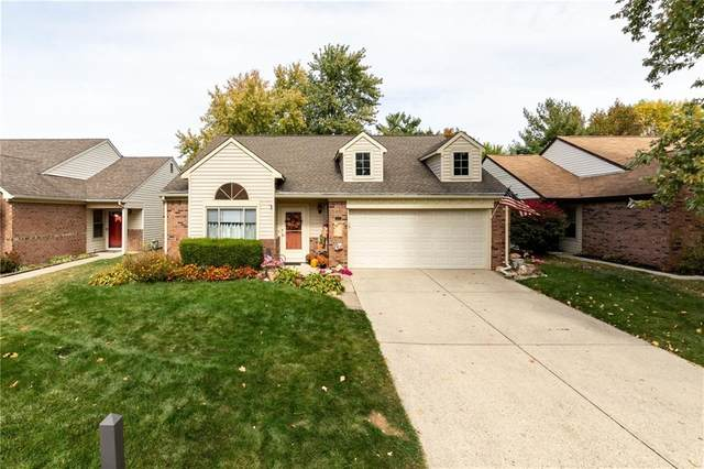 1804 Park North Lane, Indianapolis, IN 46260 (MLS #21745619) :: Mike Price Realty Team - RE/MAX Centerstone