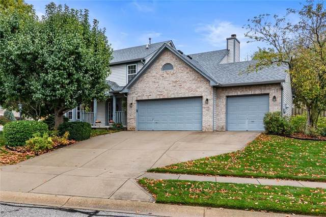 8379 Bighorn Court, Fishers, IN 46038 (MLS #21745634) :: The ORR Home Selling Team