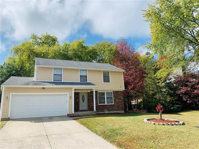 8440 Castle Farms Road, Indianapolis, IN 46256 (MLS #21745639) :: The ORR Home Selling Team