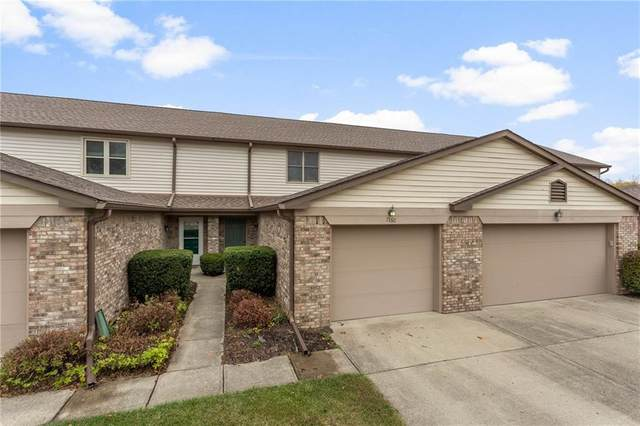 7160 E Sea Pine Drive, Indianapolis, IN 46250 (MLS #21745649) :: Mike Price Realty Team - RE/MAX Centerstone