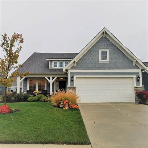 5848 Mill Haven Way, Noblesville, IN 46062 (MLS #21745657) :: Heard Real Estate Team | eXp Realty, LLC