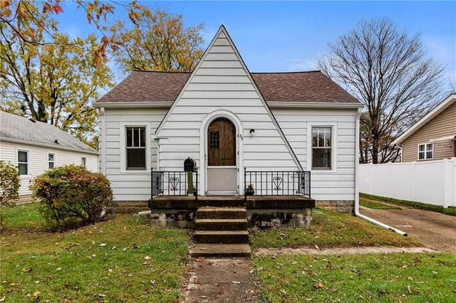 65 Cecil Avenue, Indianapolis, IN 46219 (MLS #21745660) :: The Evelo Team