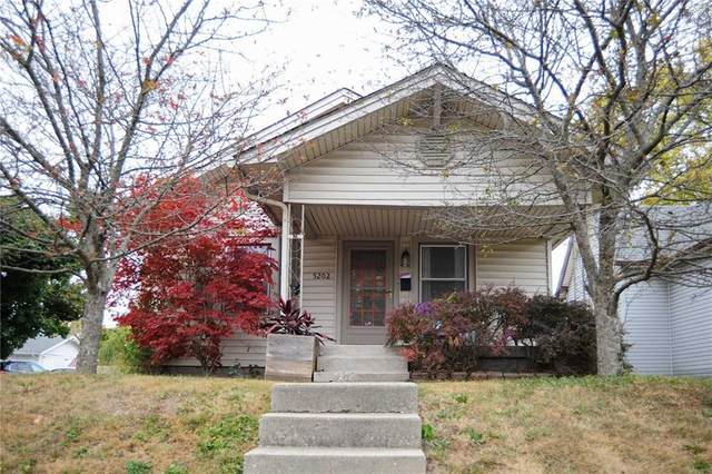5202 E Walnut Street, Indianapolis, IN 46219 (MLS #21745669) :: Mike Price Realty Team - RE/MAX Centerstone