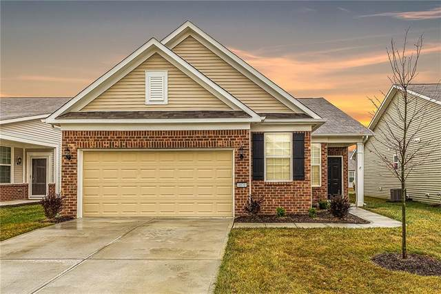 4870 Dahlia Drive, Plainfield, IN 46168 (MLS #21745679) :: The Indy Property Source