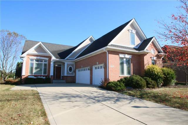 14828 Woodruff Lane, Fishers, IN 46037 (MLS #21745703) :: Realty ONE Group Dream