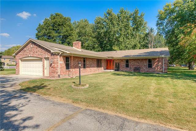 5168 E County Road 750 N, Pittsboro, IN 46167 (MLS #21745706) :: AR/haus Group Realty