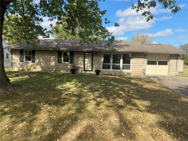 202 Collier Street, Columbus, IN 47201 (MLS #21745707) :: Mike Price Realty Team - RE/MAX Centerstone