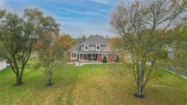 2728 S Morristown Pike, Greenfield, IN 46140 (MLS #21745712) :: Your Journey Team