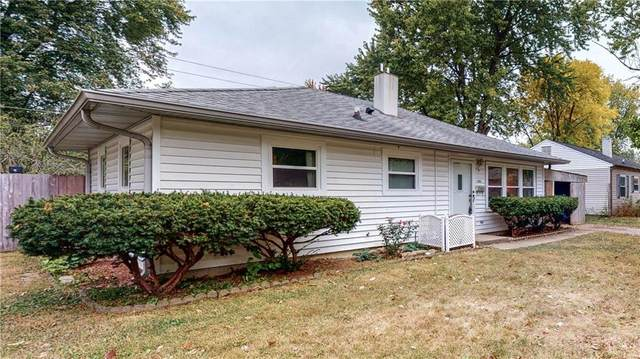 2902 Corvallis Crescent, Indianapolis, IN 46222 (MLS #21745723) :: The ORR Home Selling Team