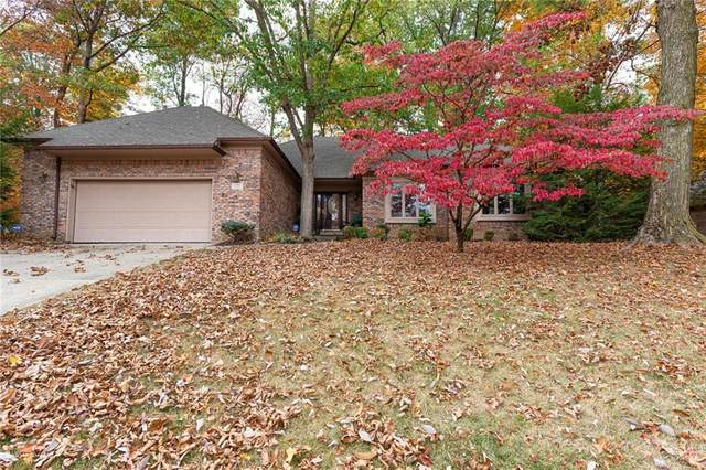 1052 Red Oak Drive, Avon, IN 46123 (MLS #21745737) :: The ORR Home Selling Team