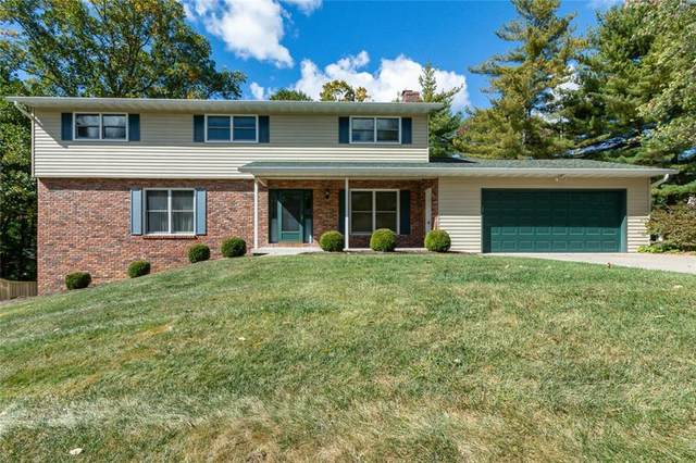 2510 S Deep Well Court, Bloomington, IN 47401 (MLS #21745738) :: Heard Real Estate Team | eXp Realty, LLC