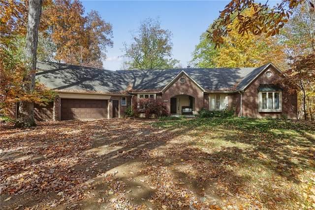 6338 Red Oak Drive, Avon, IN 46123 (MLS #21745740) :: The ORR Home Selling Team