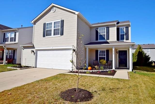 9454 W Canoe, Pendleton, IN 46064 (MLS #21745747) :: Heard Real Estate Team   eXp Realty, LLC