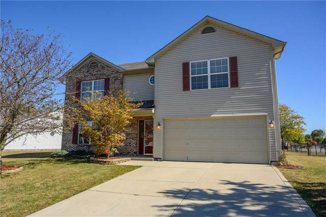 5437 Kidwell Court, Indianapolis, IN 46239 (MLS #21745754) :: Mike Price Realty Team - RE/MAX Centerstone