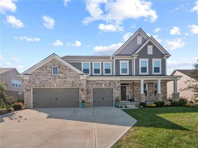 16021 Bounds Court, Noblesville, IN 46062 (MLS #21745764) :: Heard Real Estate Team | eXp Realty, LLC