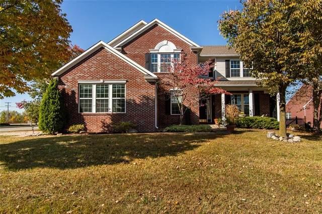9214 N Bayland Drive, Mccordsville, IN 46055 (MLS #21745772) :: Heard Real Estate Team | eXp Realty, LLC