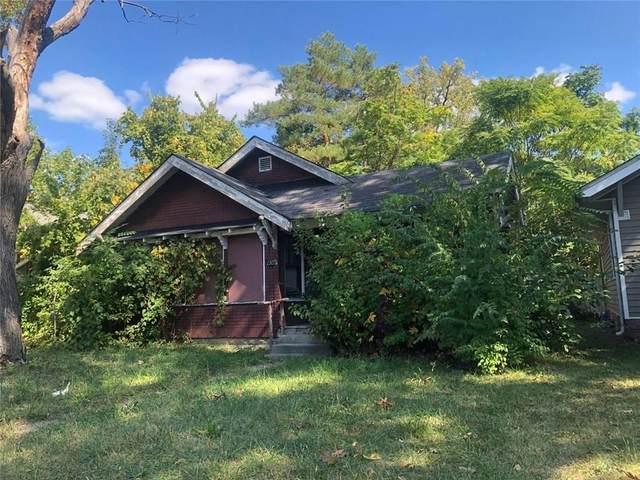 1307 N Gale Street, Indianapolis, IN 46201 (MLS #21745778) :: The ORR Home Selling Team