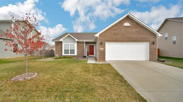635 Prospector Drive, Greenfield, IN 46140 (MLS #21745787) :: The ORR Home Selling Team