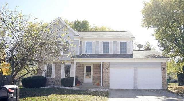7611 Mackell Court, Indianapolis, IN 46268 (MLS #21745788) :: Richwine Elite Group