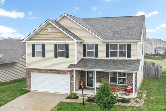 12476 Old Pond Road, Noblesville, IN 46060 (MLS #21745797) :: RE/MAX Legacy