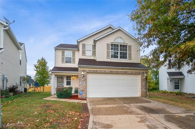 1647 Allegro Way, Indianapolis, IN 46231 (MLS #21745800) :: Corbett & Company