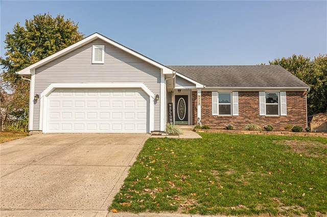 6438 Southern Lakes N Drive, Indianapolis, IN 46237 (MLS #21745806) :: Mike Price Realty Team - RE/MAX Centerstone
