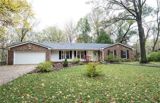 4116 Crooked Creek Overlook, Indianapolis, IN 46228 (MLS #21745808) :: AR/haus Group Realty