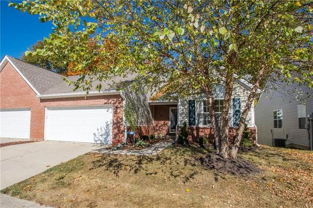 5302 Spring Creek Court, Indianapolis, IN 46254 (MLS #21745810) :: Richwine Elite Group