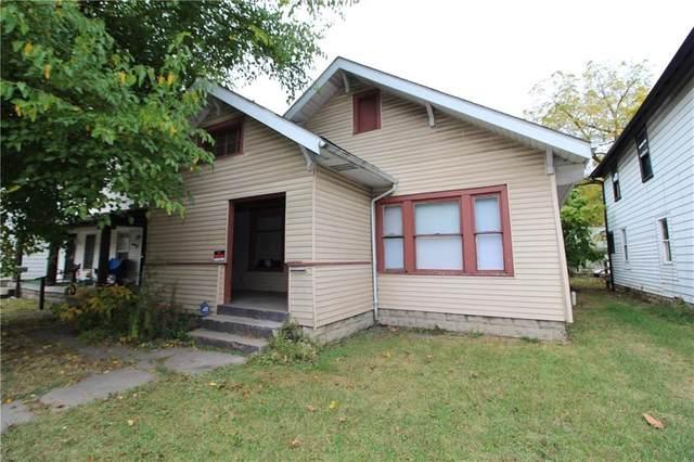 1134 N Rural Street, Indianapolis, IN 46201 (MLS #21745813) :: Heard Real Estate Team | eXp Realty, LLC