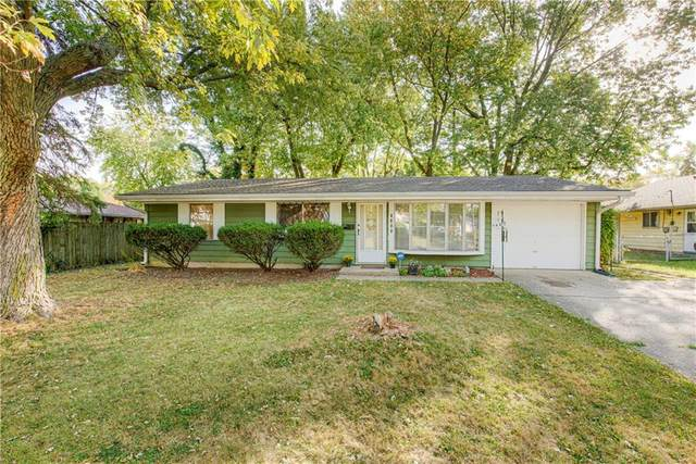 3455 Ashway Drive, Indianapolis, IN 46224 (MLS #21745814) :: Your Journey Team