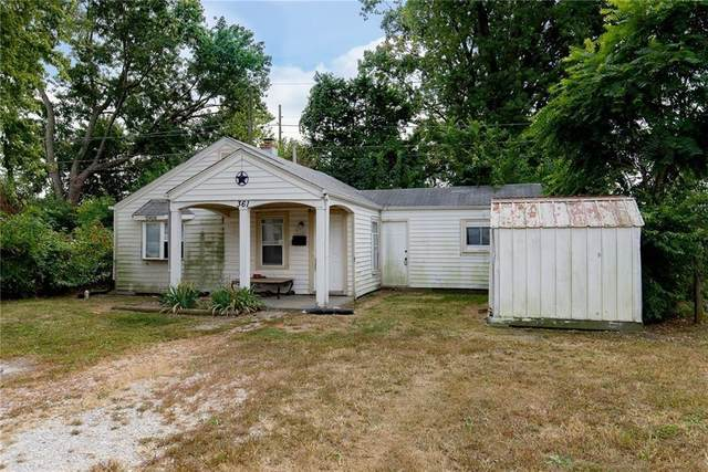 361 Albany Street, Indianapolis, IN 46225 (MLS #21745826) :: Anthony Robinson & AMR Real Estate Group LLC