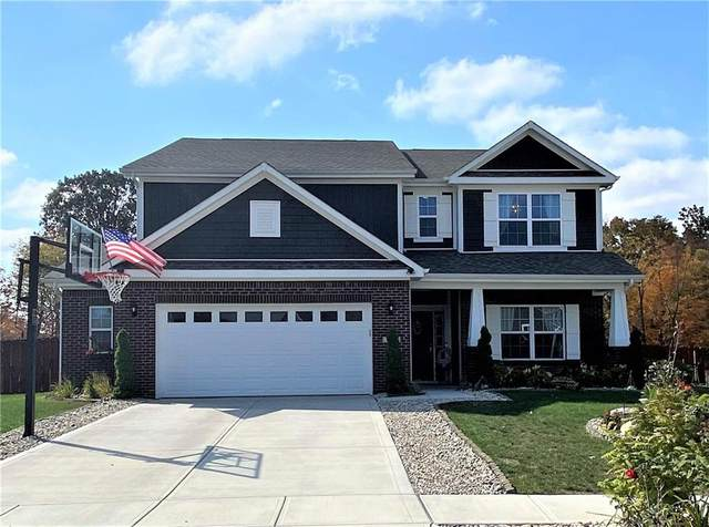 4868 Marshall Drive, Plainfield, IN 46168 (MLS #21745847) :: Mike Price Realty Team - RE/MAX Centerstone