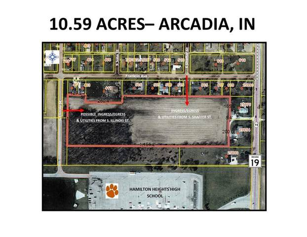 0 S Illinois Street, Arcadia, IN 46030 (MLS #21745850) :: Richwine Elite Group