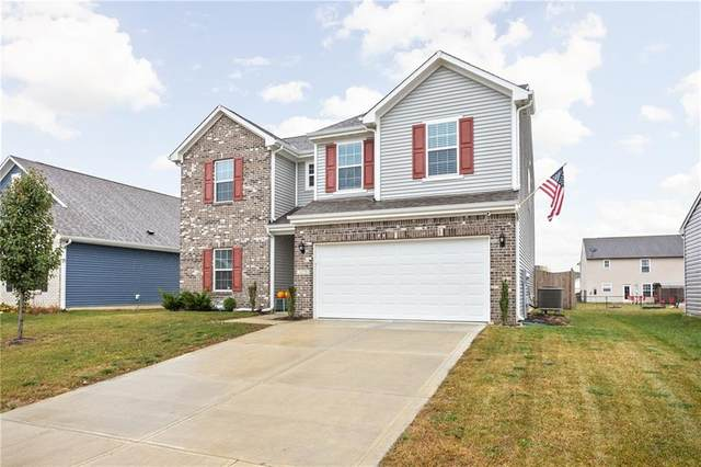 1273 Greenbriar Way, Franklin, IN 46131 (MLS #21745854) :: Realty ONE Group Dream