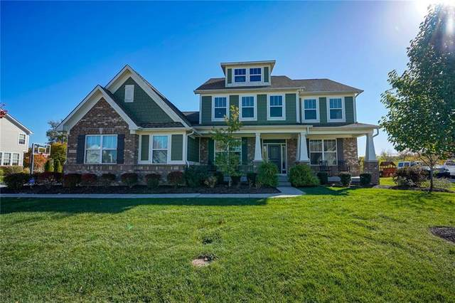 1583 Gotland Drive, Carmel, IN 46032 (MLS #21745859) :: AR/haus Group Realty