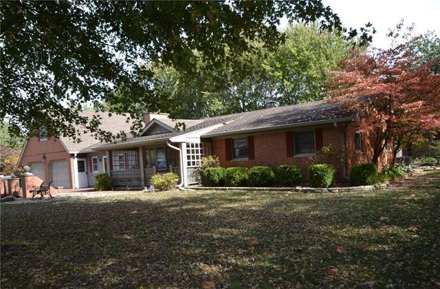 5629 Gray Road, Indianapolis, IN 46237 (MLS #21745861) :: Richwine Elite Group